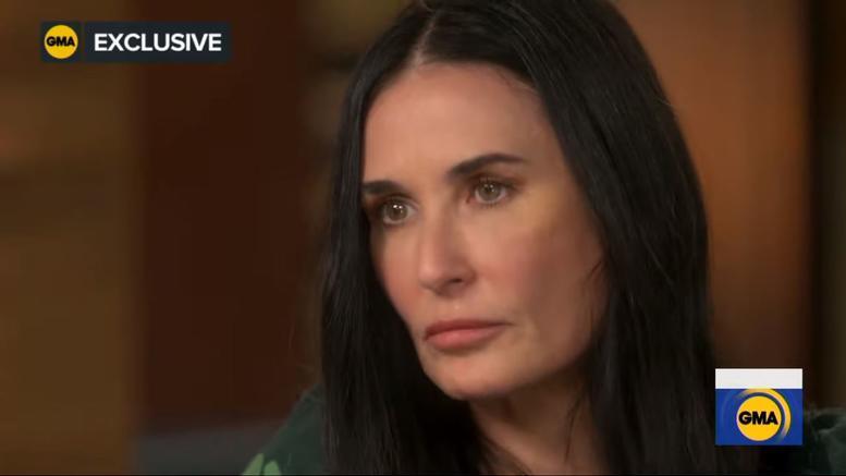 Ντέμι Μουρ: Η μητέρα μου με πούλησε στον βιαστή μου για 500 δολάρια