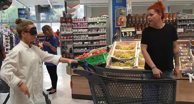 My market: Σεμινάρια εκπαίδευσης προσωπικού για τις ανάγκες καταναλωτών με απώλεια όρασης