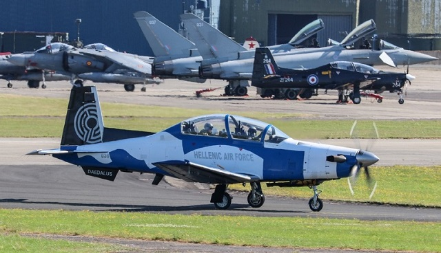 Σαντορίνη: «Έκαναν φτερά» τα λεφτά της Πολεμικής Αεροπορίας