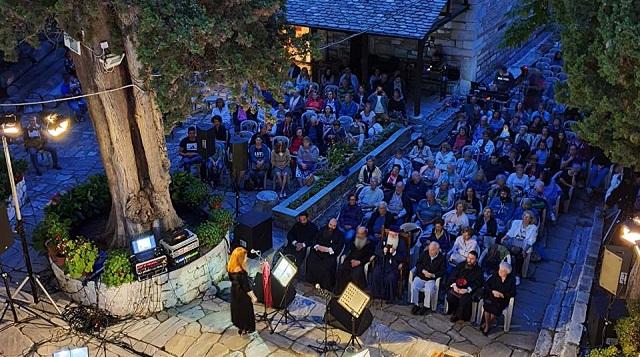 Επιτυχημένη η εκδήλωση για τον ένα χρόνο του Βυζαντινού Μουσείου στη Μακρινίτσα