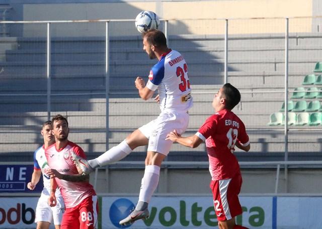 Δεύτερη εκτός έδρας ήττα για τον Βόλο με 3-1 στη Ξάνθη