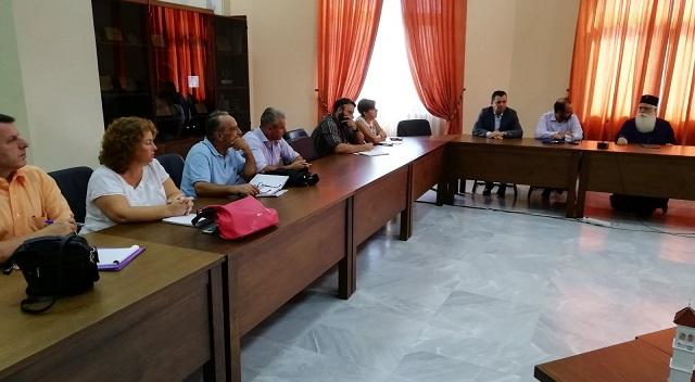 Μητρόπολη: Προς οριστική επίλυση το ζήτημα των εκτάσεων σε Κεραμίδι και Βένετο