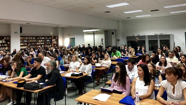 Πραγματοποιήθηκε το Συνέδριο Στελεχών Νεότητας της Μητρόπολης