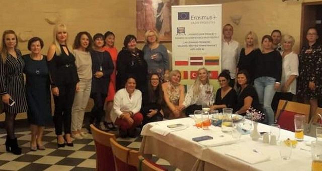 Εκπαιδευτικό ταξίδι στη Λιθουανία των εκπαιδευτικών του 4ου Νηπιαγωγείου Ν. Ιωνίας