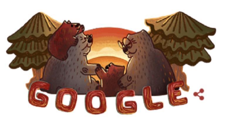 Ο παππούς και η γιαγιά γιορτάζουν σήμερα και τους τιμά η Google