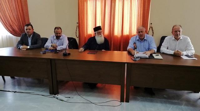 Απόλυτα ικανοποιημένος ο Δήμαρχος Ρ. Φεραίου με την εξέλιξη για τις εκτάσεις σε Κεραμίδι-Βένετο