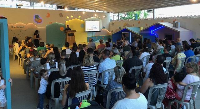 Παρουσιάστηκε το ετήσιο εκπαιδευτικό πρόγραμμα του Βρεφονηπιακού της Μητρόπολης
