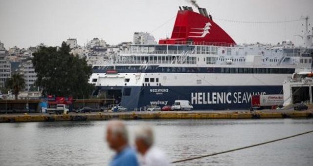 Παράνομη κρίθηκε από το πρωτοδικείο Πειραιά η 24ωρη απεργία της ΠΝΟ