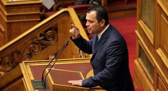 Χρ. Μπουκώρος: Πολιτική υποκρισία της αξιωματικής αντιπολίτευσης