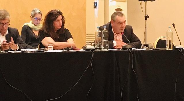 Σε συνάντηση εργασίας του ΟΟΣΑ στα Ιωάννινα ο Δήμαρχος Αλοννήσου