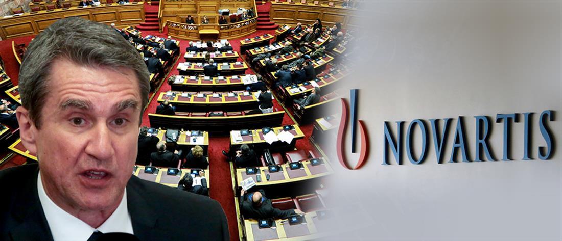 Υπόθεση Novartis: Άρση ασυλίας του Λοβέρδου ψήφισε η Βουλή