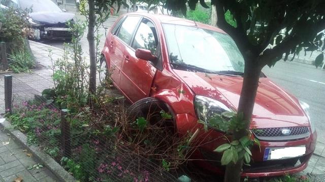 Δύο τροχαία ατυχήματα στον Βόλο