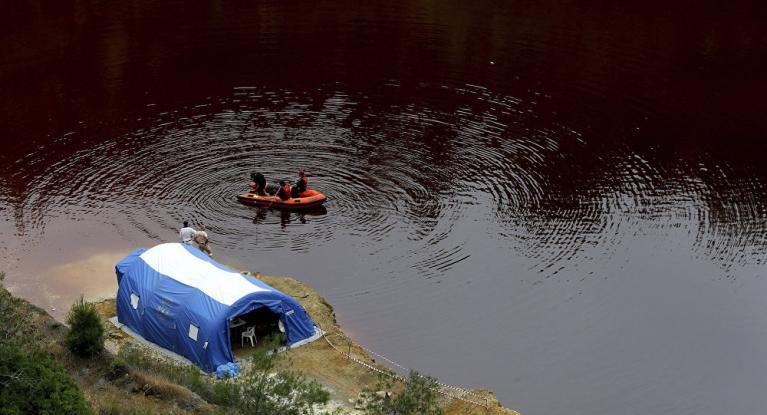 Κύπρος: «Θησαύρισε» η εταιρεία που έκανε τις έρευνες στην Κόκκινη Λίμνη - Πόσο κόστισαν