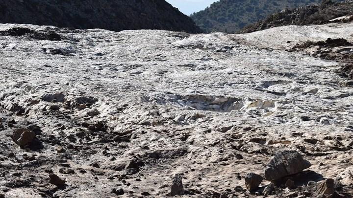 Έπεσε το πρώτο χιόνι στην υψηλότερη κορυφή της Ελλάδας