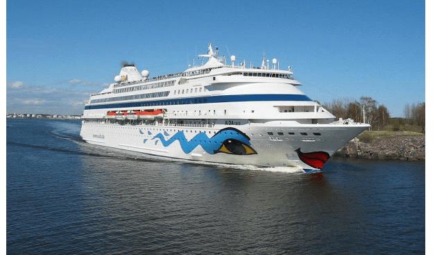 Στον Βόλο αύριο το κρουαζιερόπλοιο «Aida Cara»