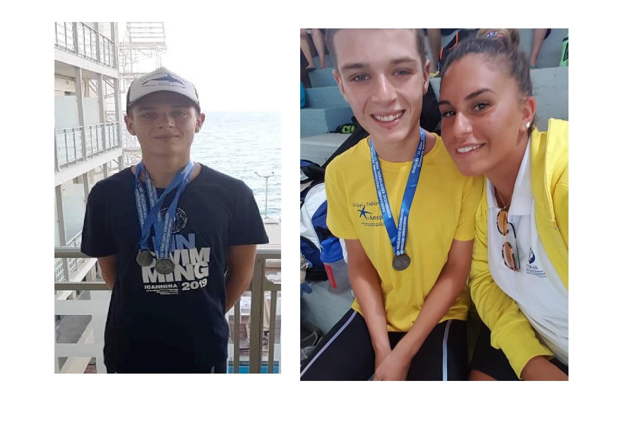 Ανάμεσα σε 136 κολυμβητές ο 14χρονος Βολιώτης Τσιονάρας