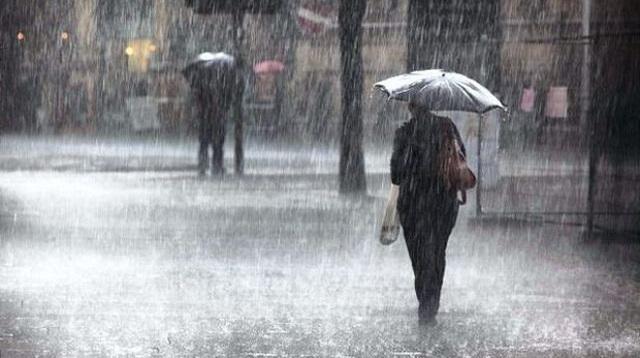 Εκτακτο δελτίο επιδείνωσης καιρού με καταιγίδες και χαλάζι