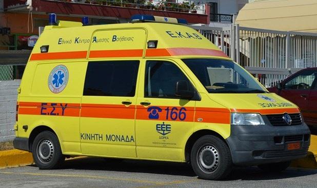 Οκτώ τραυματίες σε τροχαίο έξω από τη Λάρισα – Ανάμεσά τους δύο παιδιά