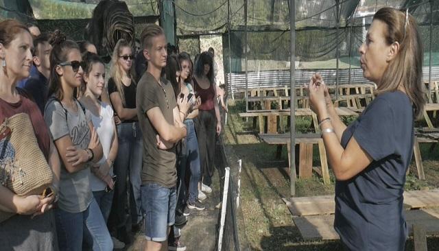 Εκπαιδευτική επίσκεψη φοιτητών του Γεωπονικού Αθήνας στον Βόλο