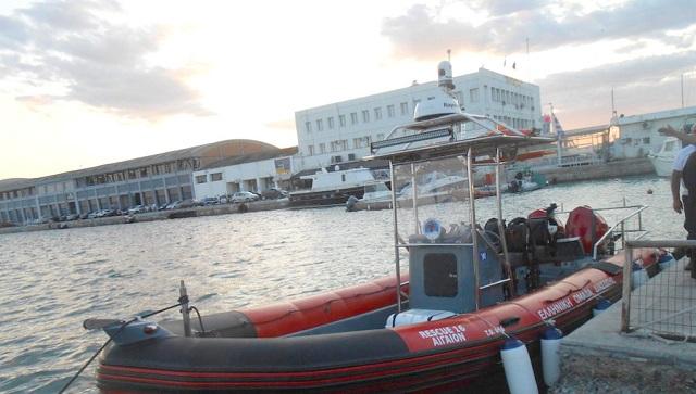 Ασκηση ετοιμότητας της ΕΟΔ: 10 ναυαγοί, μία σωστική σχεδία, 24 ώρες στη θάλασσα