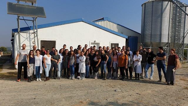 Το Πανεπιστήμιο Αθηνών στον Αγιο Γεώργιο Φερών -Κτηνοτρόφοι με επιστημονικές προδιαγραφές
