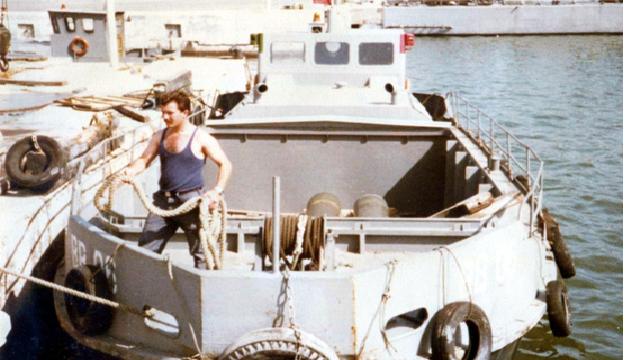 Αναμνήσεις από τη θητεία στο Πολεμικό Ναυτικό: Ο οπλονόμος ο… Ψαρής