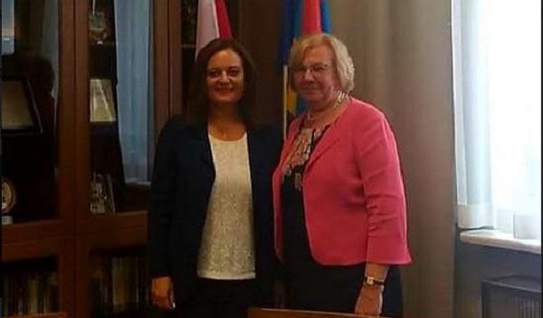 Προοπτικές συνεργασίας Δήμου Βόλου και της πόλης Zabrze της Πολωνίας