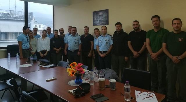 Συνεργασία ΕΛ.ΑΣ. και Δημοτικής Αστυνομίας Βόλου