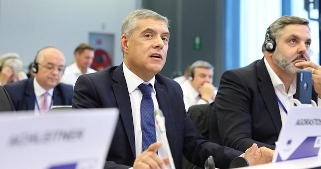 Παρέμβαση Κώστα Αγοραστού στην Ολομέλεια της Επιτροπής των Περιφερειών της Ευρώπης