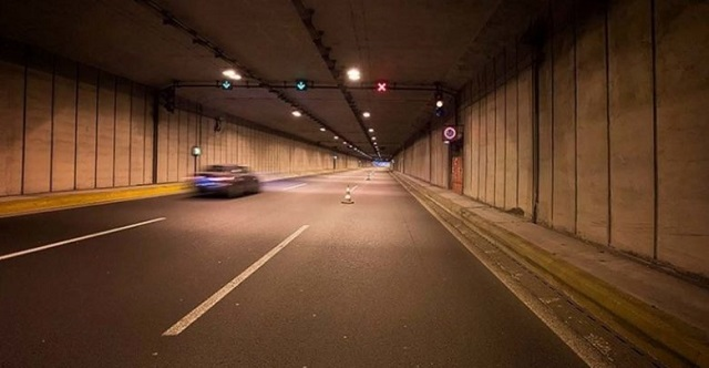 Κλείνει η εθνική οδός στα Τέμπη σήμερα Τετάρτη και αύριο Πέμπτη