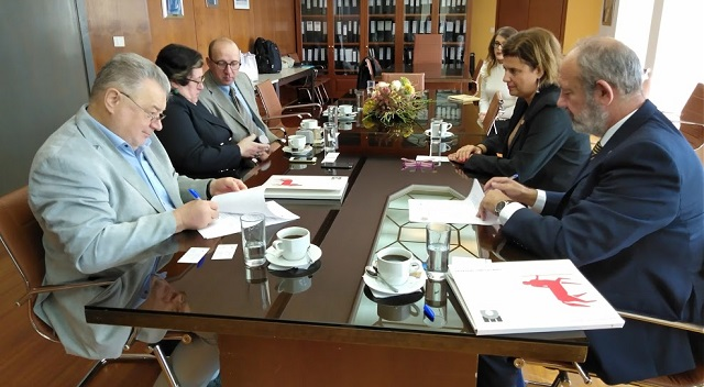 Συνεργασία Πανεπιστημίου Θεσσαλίας και Tula State Lev Tolstoy Pedagogical University