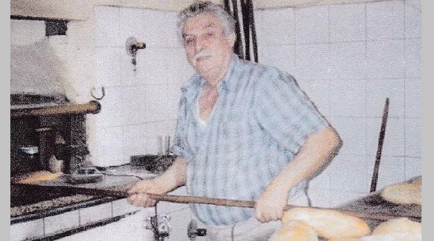 «Εφυγε» ο φούρναρης του Λαύκου, μια εμβληματική προσωπικότητα
