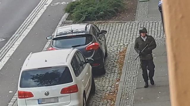 Επίθεση στο Χάλε της Γερμανίας: Ο δράστης είχε ανεβάσει στο ίντερνετ αντισημιτικό «μανιφέστο»