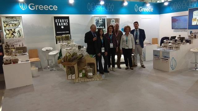 Επιχειρήσεις της Μαγνησίας σε διεθνή έκθεση τροφίμων και ποτών