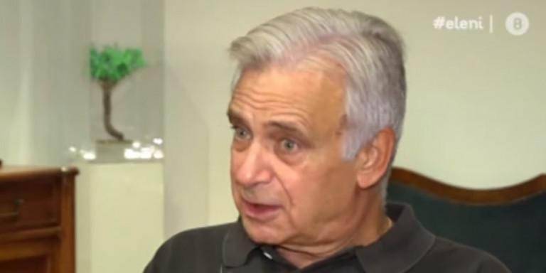 Αλ. Αντωνόπουλος: Οταν πέθανε η Παξινού άφησε ένα αστρονομικό χρέος 100.000 δρχ