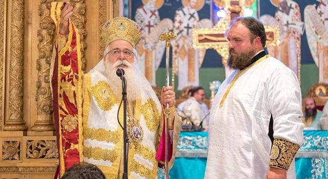 Κληρικός με προσφορά στα κοινά