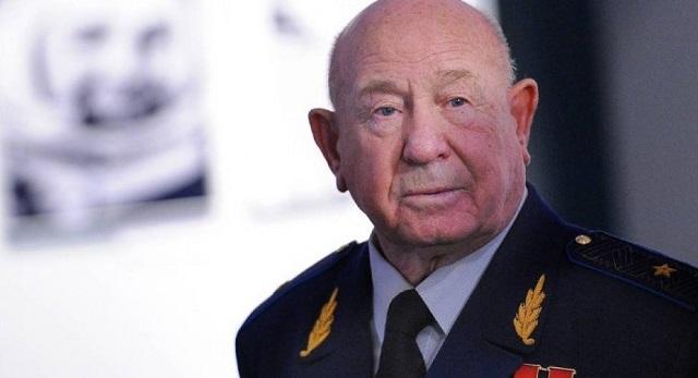 Πέθανε ο πρώτος άνθρωπος στην ιστορία που περπάτησε στο Διαστημα Αλεξέι Λεόνοφ