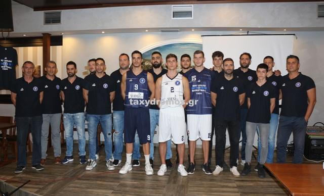 Τίμησε το παρελθόν, ετοιμάζοντας το μέλλον η ομάδα μπάσκετ της Νίκης