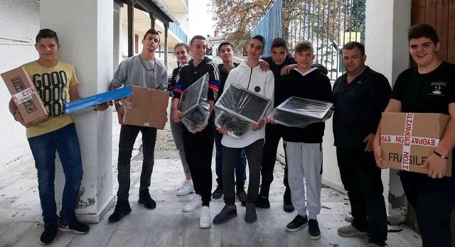 Συντηρημένα, ασφαλή και εξοπλισμένα τα σχολεία του Δήμου Ζαγοράς - Μουρεσίου
