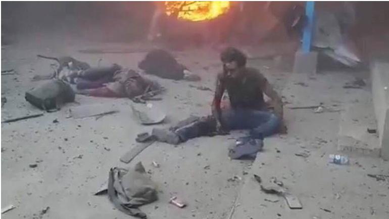 Συρία: «Σφαγή» με 26 νεκρούς - Χτύπησαν αυτοκίνητα αμάχων και δημοσιογράφων