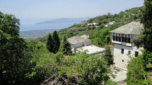 Στα 17 ομορφότερα ελληνικά χωριά ο Αγ. Γεώργιος Νηλείας