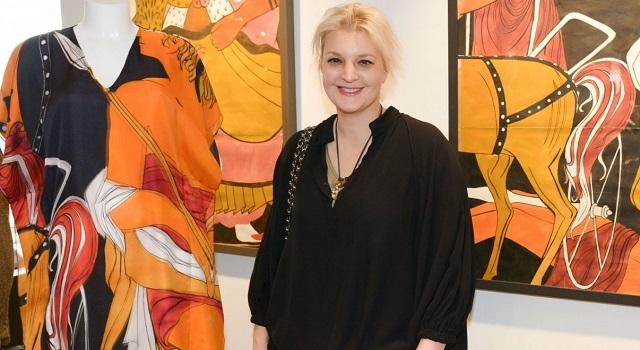 Πέθανε στα 47 της η σχεδιάστρια μόδας Σοφία Κοκοσαλάκη