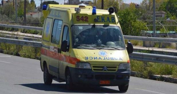 64χρονος έπεσε από δένδρο ενώ μάζευε ελιές στη Λάρισα