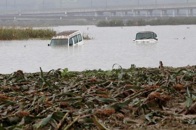 Ιαπωνία: Συνεχίζεται η μακάβρια καταμέτρηση – 67 οι νεκροί από τον τυφώνα Χαγκίμπις
