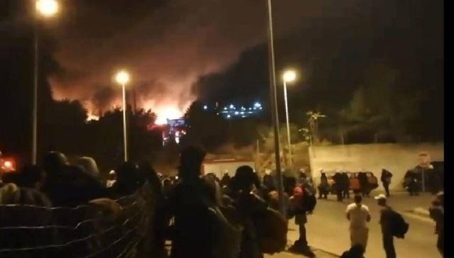 Σάμος: Μαχαιρώματα, φωτιές και κλειστά σχολεία - Νύχτα κόλασης στο νησί