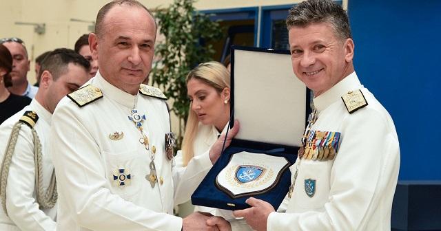 Ανέλαβε και επίσημα καθήκοντα Αρχηγού ο Θεόδωρος Κλιάρης