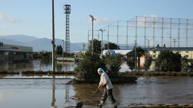Ιαπωνία: 74 οι νεκροί από τον τυφώνα Χαγκίμπις
