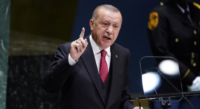Συρία: Τελεσίγραφο Ερντογάν στους Κούρδους –«Παραδώστε τα όπλα σας μέχρι το βράδυ»