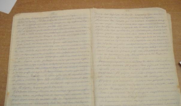Στο «φως» το ημερολόγιο του αγωνιστή Λαυρέντη Μαχαιρίτσα