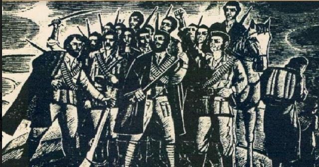 Συγκέντρωση και πορεία για την επέτειο απελευθέρωσης του Βόλου